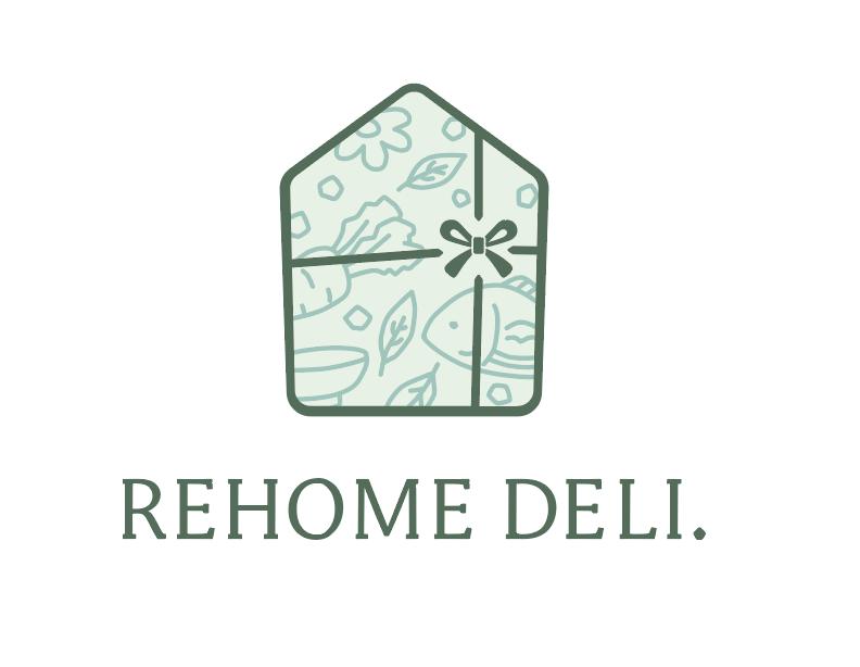 事業紹介① REHOME DELI.